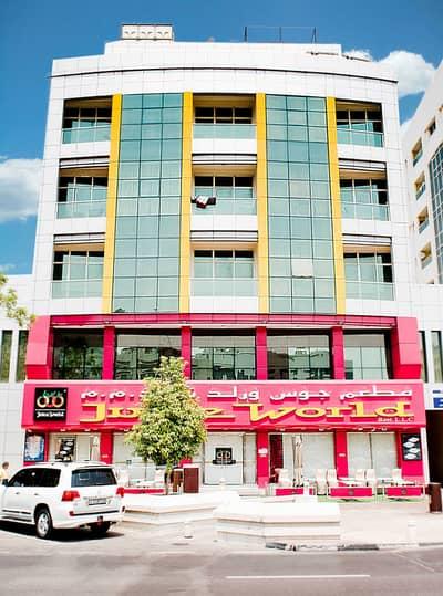 استوديو  للايجار في ديرة، دبي - Spacious studio flat available near Rigga Metro Stn