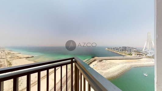 شقة 1 غرفة نوم للبيع في دبي مارينا، دبي - إطلالة كاملة على البحر | التسليم قريبا | المعيشة الفاخرة