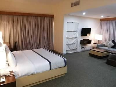 Hotel Apartment for Rent in Deira, Dubai - Studio - All Inclusive ( No Kitchen )