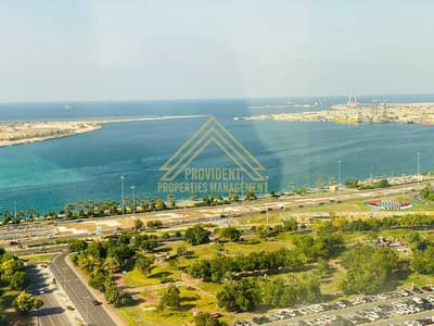 3 Bedroom Apartment for Rent in Al Markaziya, Abu Dhabi - Hot Offer  3 BR with Maids Room and Parking   Corniche