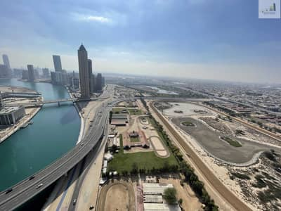 2 Bedroom Apartment for Sale in Business Bay, Dubai - AL HABTOOR CITY FULL CANAL VIEW 2B/R
