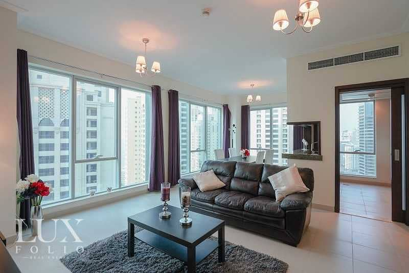 Beautifully Furnished | High Floor | Vacant