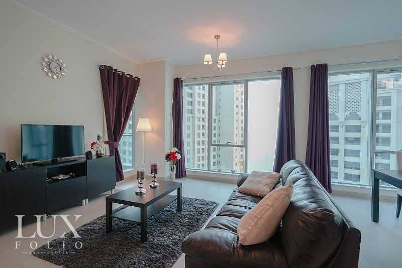 2 Beautifully Furnished | High Floor | Vacant