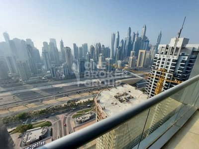 2 Bedroom Flat for Rent in Jumeirah Lake Towers (JLT), Dubai - Panoramic City View | Large layout | Bright