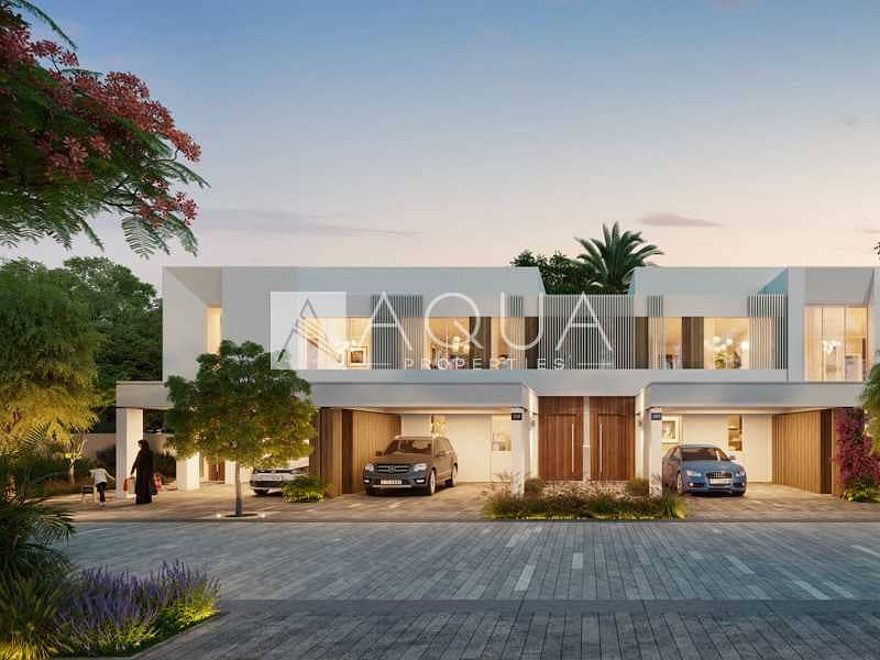 NARA by EMAAR - 3 Bedrooms Townhouse for Sale