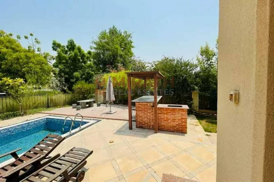 UPGRADED 5BR  VILLA WITH PRIVATE POOL | NEAR TO CLUB HOUSE