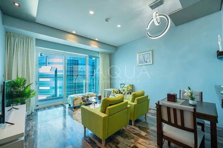 Sea View | Fendi Casa Design | Furnished