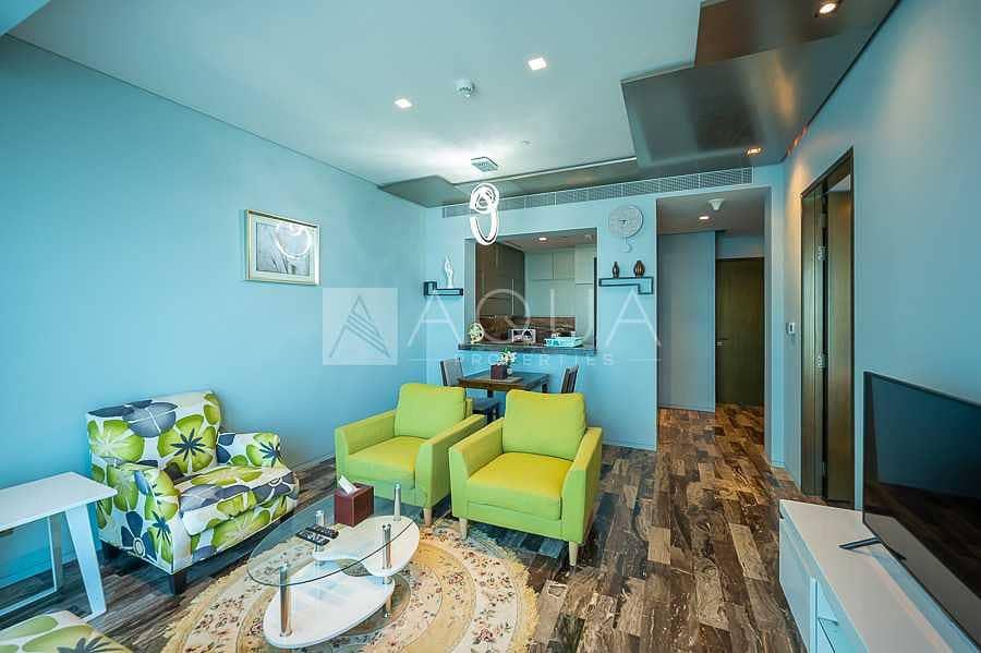 2 Sea View | Fendi Casa Design | Furnished