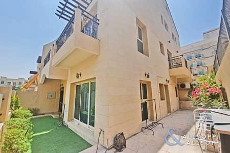 تاون هاوس 3 غرف نوم للبيع في قرية جميرا الدائرية، دبي - Unique Layout | Three Bedrooms Plus Maids