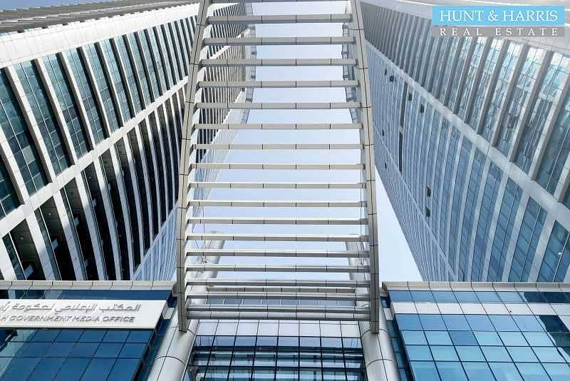 16 High Floor - Modern Fitted Office - Multi Purpose