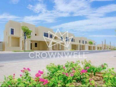 3 Bedroom Townhouse for Sale in Town Square, Dubai - ZAHRA  TOWNHOUSES    TYPE 2    BEST INVESTOR DEAL
