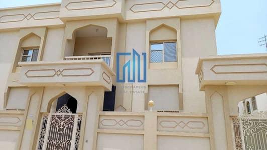 5 Bedroom Villa for Rent in Hadbat Al Zaafran, Abu Dhabi - Special Finishing 7BR Villa | Majlis | Parking  |  with Balcony