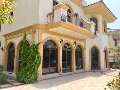 فیلا 6 غرف نوم للايجار في نخلة جميرا، دبي - Luxurious | Fully Furnished 6 bed + maid |