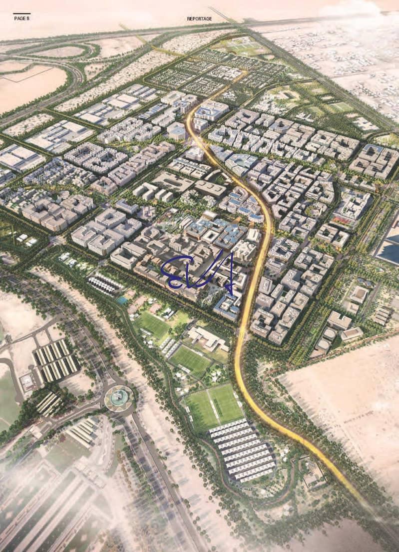 شقة في الواحة ريزيدنس 1 الواحة ريزيدنس مدينة مصدر 560000 درهم - 5330205