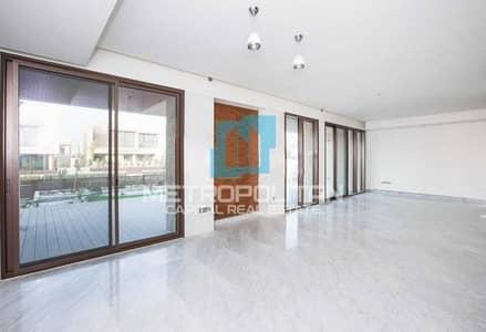 4 Bedroom Villa for Sale in Saadiyat Island, Abu Dhabi - Exquisite Corner Villa  Open Sea View  Rent Refund