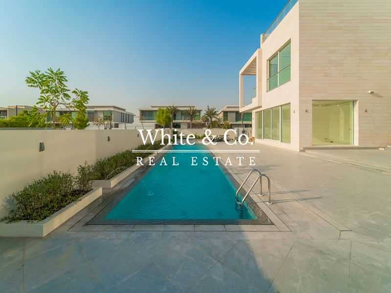 Private Pool|Custom Built|Vacant Ready To Move