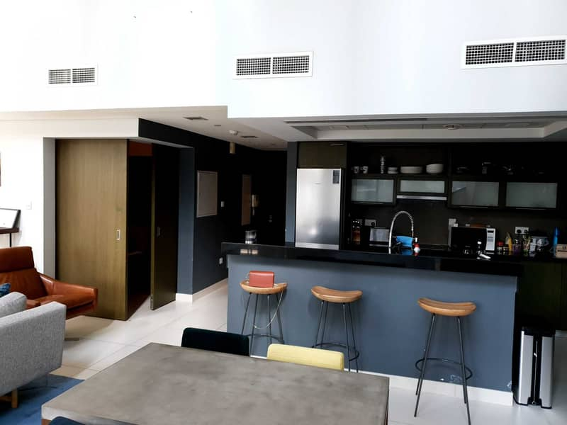 2 bed room duplex (upper and lower) apartment