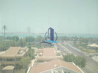 مکتب  للايجار في منطقة الكورنيش، أبوظبي - Shell and Core Office Space | 370sqm | Parking