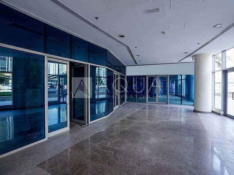 Marina View | Retail Shop | Spacious