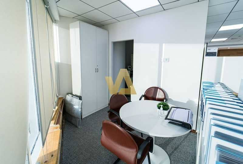 2 NEWLY UPGRADED OFFICE |WITH PANTRY AND WASHROOM