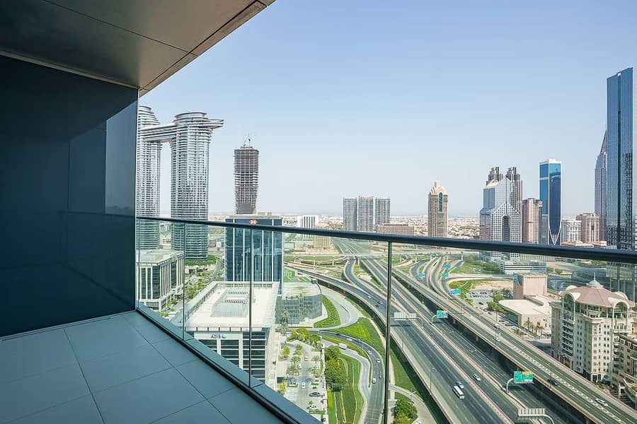 Exclusive Listing  DIFC View  Vacant   Mid Floor