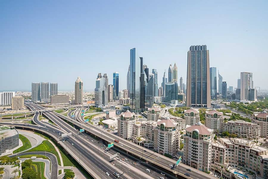 15 Exclusive Listing  DIFC View  Vacant   Mid Floor