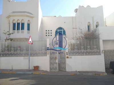 فیلا 5 غرف نوم للايجار في الخالدية، أبوظبي - 5 Bedrooms Villa | Balcony | Parking |Maids Room