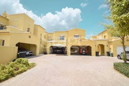 تاون هاوس 3 غرف نوم للبيع في المرابع العربية، دبي - Amazingly maintained | Huge garden area | Renovated Private pool