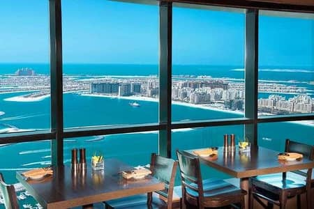 3 Bedroom Flat for Rent in Dubai Marina, Dubai - Marina View | Fully Furnished | Chic and Spacious