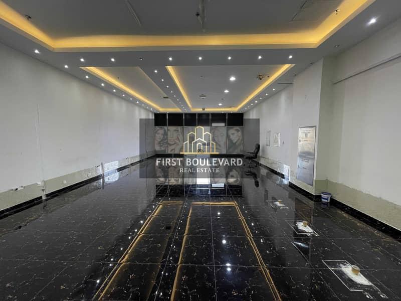 محل تجاري في مبني حسني 19 النهدة 2 النهدة 156000 درهم - 5331143