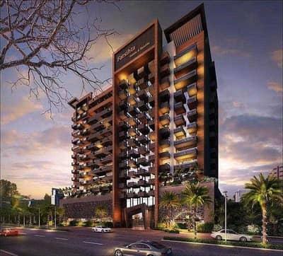 2 Bedroom Flat for Sale in Al Furjan, Dubai - next to Metro Station with very good price
