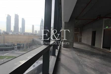 Office for Rent in Downtown Dubai, Dubai - Shell and Core Office   BLVD Plaza Tower 1   DT