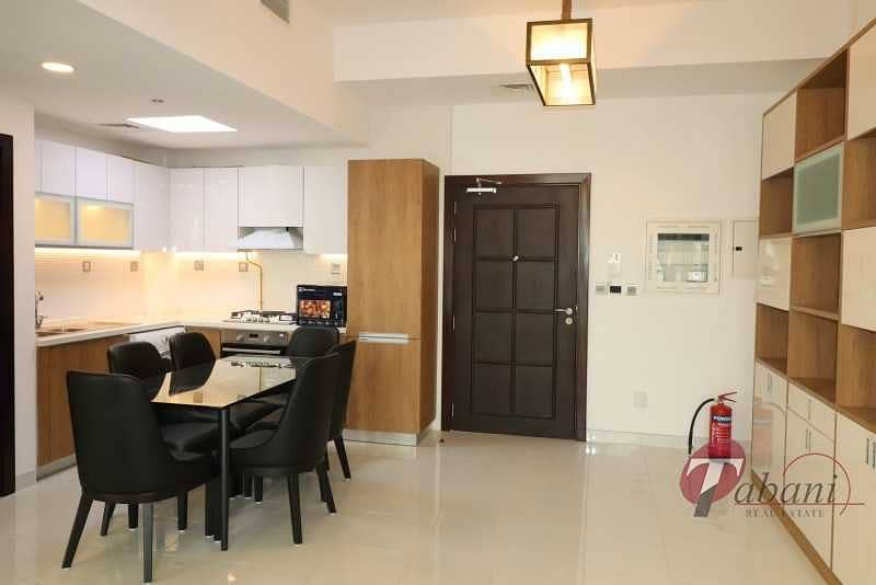 2 Chiller free|Convertible 2br|Close Metro Station