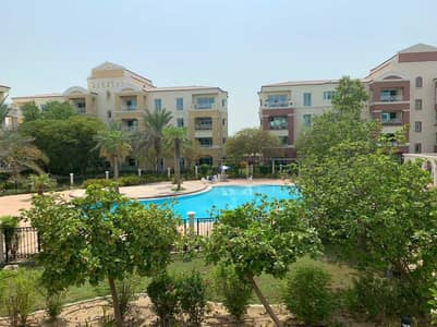 2 Bedroom Flat for Rent in Green Community, Dubai - Amazing Large   1 BHK   Full Pool View