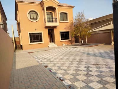4 Bedroom Villa for Rent in Mohammed Bin Zayed City, Abu Dhabi - 4 MASER BED ROOM WITH MAJLIS AND SALAH STAND ALONE VILLA