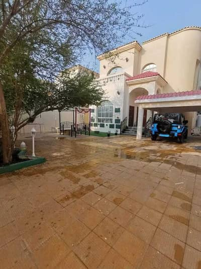 Very excellent villa for rent in Al Rawda 2 Another piece of Al-Tallah Street With air conditioners, electricity, citizen Ajman