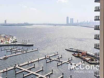 شقة 3 غرف نوم للبيع في ذا لاجونز، دبي - Genuine Resale | Sea and Harbor Views | Mid Floor