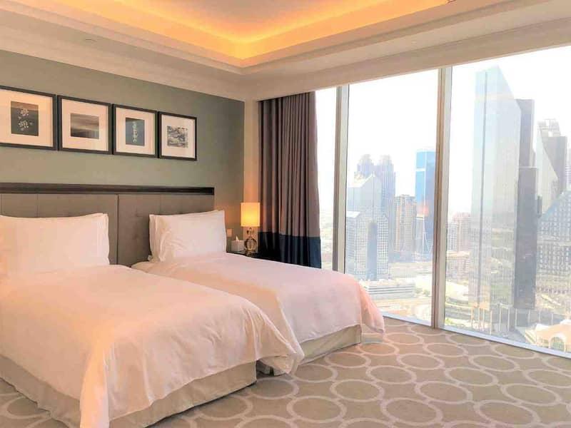 """Sea View | Luxury Finishing | High Floor"""