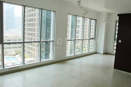 1 Bedroom Apartment for Rent in Downtown Dubai, Dubai - Vacant | Nice View |1BR Beautiful Apt | Downtown