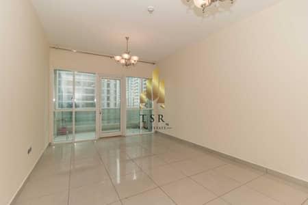 شقة 1 غرفة نوم للبيع في دبي مارينا، دبي - Sea & Marina View | Spacious | Well Maintained