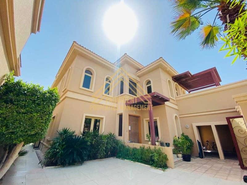 Ready To Move |Upgraded Villa | Private Pool | Private Garden