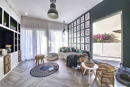 فیلا 3 غرف نوم للبيع في المرابع العربية، دبي - One of a Kind | Stunning Fully Upgraded | Type 8