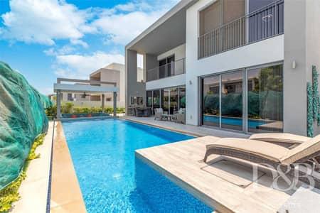 5 Bedroom Villa for Sale in Dubai Hills Estate, Dubai - Exclusive | Extended | Private Pool | E5