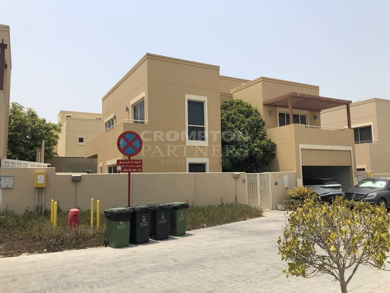 Villa Type S | Park View | Close to Gate
