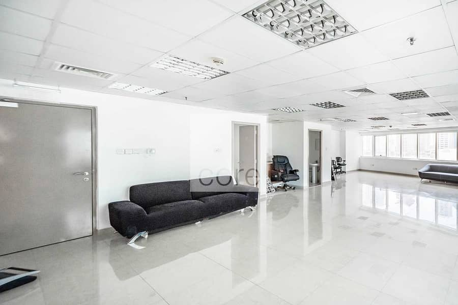 Fitted Office | Open Plan | Close to Metro
