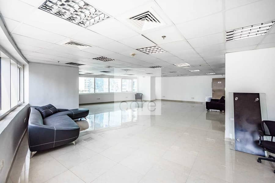 2 Fitted Office | Open Plan | Close to Metro