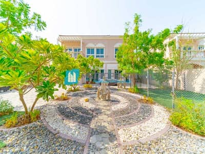 5 Bedroom Villa for Sale in Jumeirah Village Circle (JVC), Dubai - Lush Greens I Exclusive Resale I  Best Priced