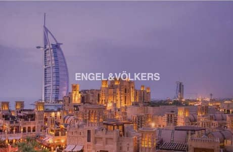 شقة 4 غرف نوم للبيع في أم سقیم، دبي - Private Terrace | Stunning Burj Al Arab View