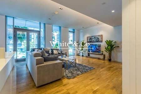 فلیٹ 2 غرفة نوم للبيع في جزيرة بلوواترز، دبي - Genuine Listing - Low Floor - Garden Views