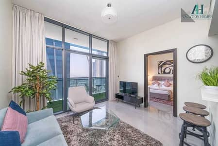2 Bedroom Apartment for Rent in Business Bay, Dubai - High End Furniture - Brand New - Bills Included